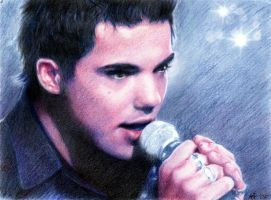 'Anthony Callea' no.3 by akaLilith