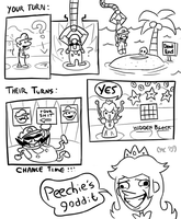 Mario Party Explained by Blade-zulah