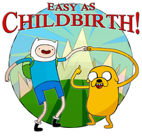 Adventure Time: Easy As Childbirth by Silarcta