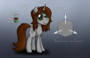 Cubic - Reference Pic by Internetianer