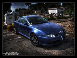 Alfa Romeo GT Coupe by mnmph