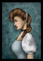 Cendrillon by LaTaupinette