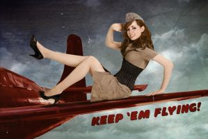 'Keep 'em flying' by Randoms-Foundling
