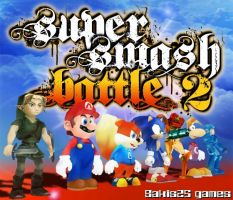 Super Smash Battle 2 released by Sakis25