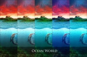 Ocean World Pack by aeli9