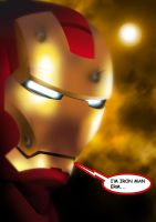 Ironman short for words... by editwilson