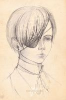 Ciel portrait by frassino
