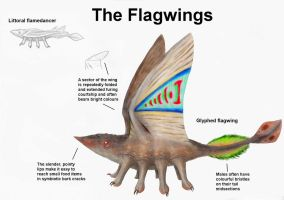 REP: The Flagwings by Ramul