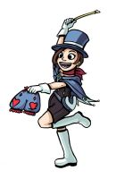 Trucy Wright by captainsponge