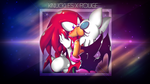 Knuckles X Rouge (Knuxouge) Wallpaper by TheBlazyPics