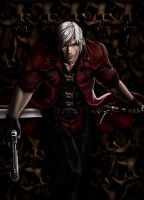 Devil may cry by AlexandreMorsilla