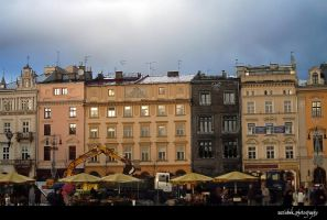 Cracow Square series 2 by Dziubek304