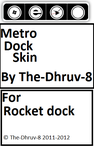 Metro dock Black by TheDhruv