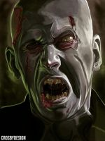 Zombie by rcrosby93