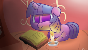 This Book is on Fire! by Captain64