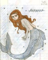 Mermaid by FreshwaterMermaid