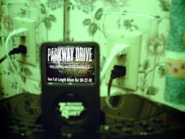 Parkway Drive Green Tint by CardenIndustriesInc