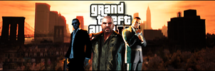 Grand Theft Auto IV by xTiiGeR