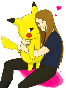 Love Pikachu. by NantkantkA