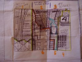 NYC Project Sketch by yellowdog1