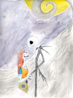 Jack And Sally by kaienjen