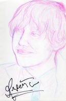Rupert Grint by LilianSK