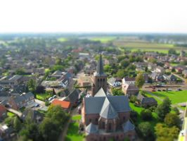 A tiny village in the Netherlands by steven6773