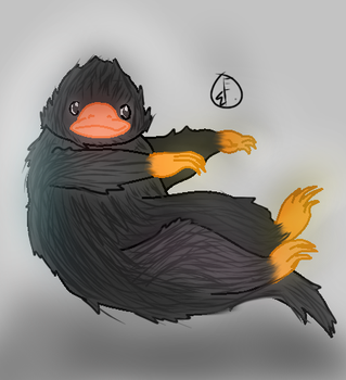 The Niffler by funbubble101