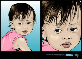 damia_vector illustration by widjana