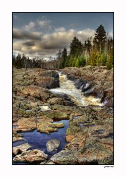 Rugged Rivers by GreenerPhotography