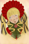 The Fifth Doll: Shinku by britterella