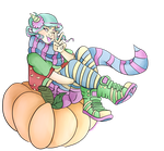 Trickster Roxy by Fruitatious