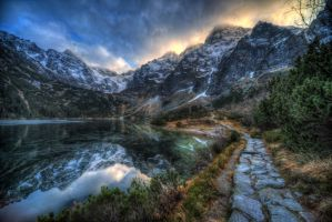 Morskie Oko by kubica