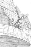Bola Page 1 pencils by craigcermak