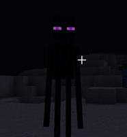 Enderman by MarshallTrap