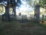 Woodland Cemetery Gates by Versailles-Child