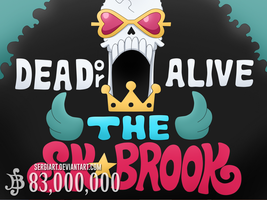 Wanted #9 - Brook by SergiART