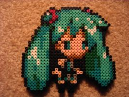 Chibi Miku Adorable by ultimicea