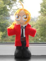 Edward Elric with Jacket and Coat by Celandor