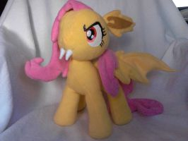 My Little Pony Flutterbat by millylilly14