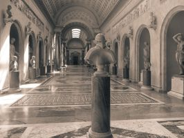 Rome in duotone. Vatican VII by crelight