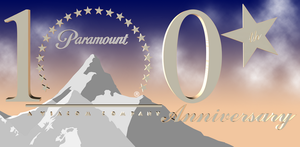 Paramount 100th logo-fm by LDEJRuff