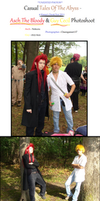 Tales of The Casual Abyss Photostrip by Ritzy-kun
