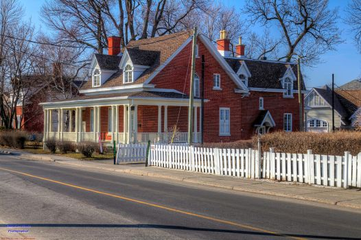 Old Lachine VI (HDR) by digswolf