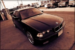 1995 BMW 325is by kaiyul