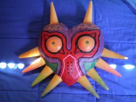 Majora's Mask. by Zortegus