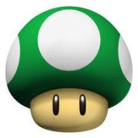 Mario Mushroom Icon (click for actual image) by Teamscout11