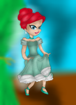 Ariel (CanCan Style) by lollypop081