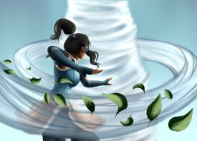 Countdown to Korra ~:. Air .: by Daydreamer-520
