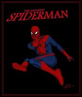 Amazing Spiderman by Rene-L